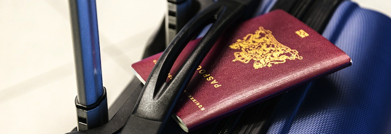 Business travel agencies in the UK providing passport and visa services